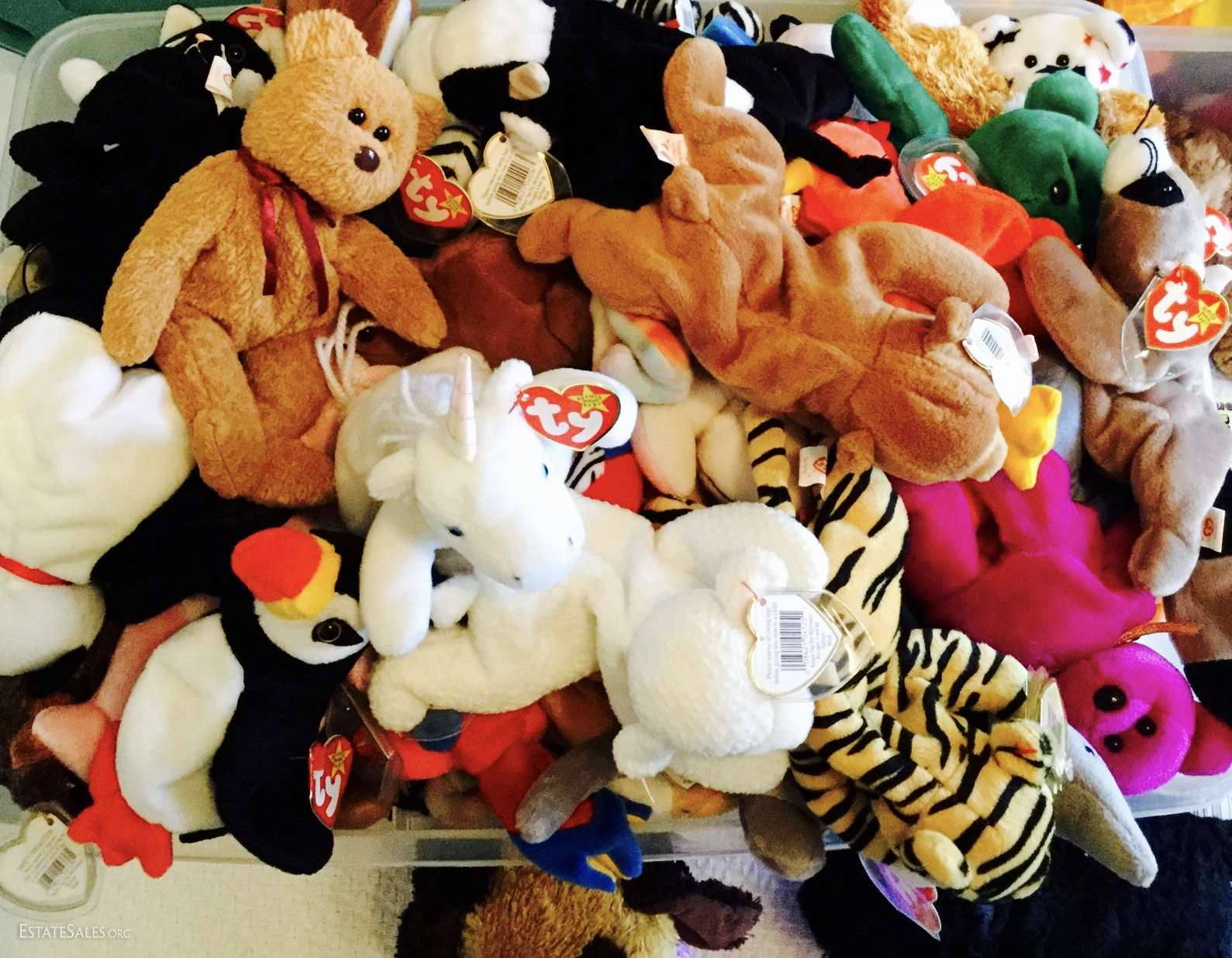Baby Toys Sale The Great Beanie Babies Bubble Estate Sale Blog