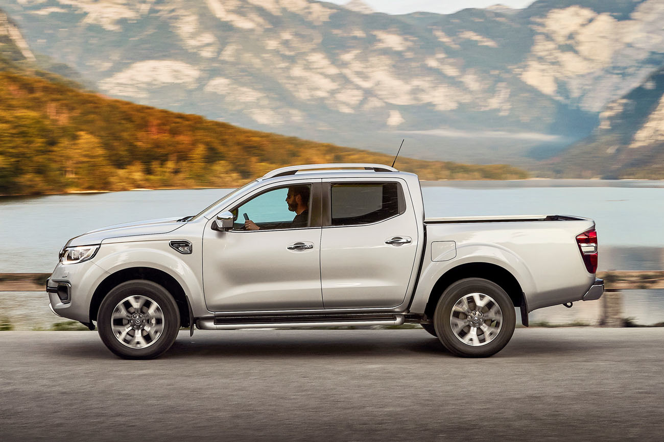 Renault Alaskan, Desde 36.870 euros.