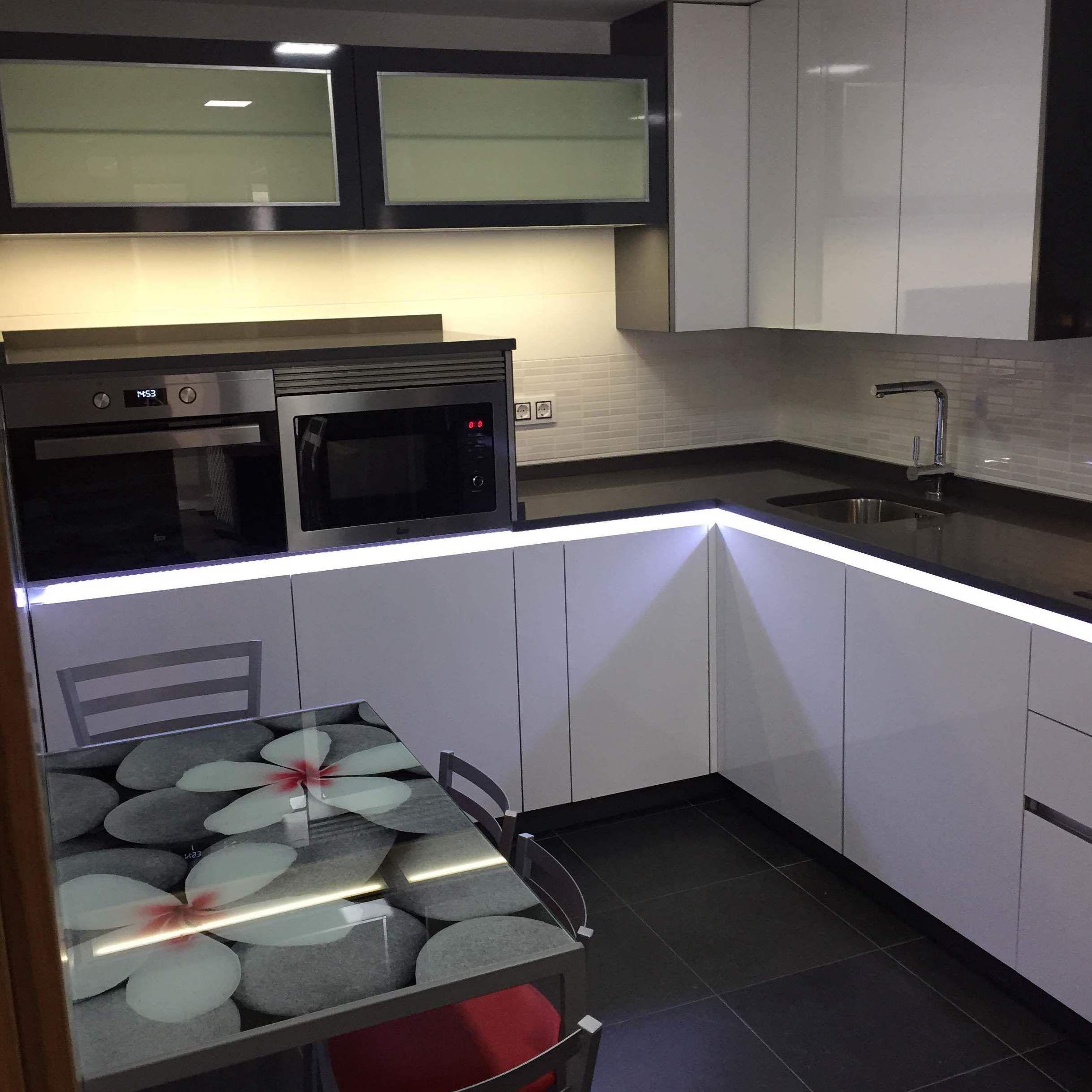 Ver Muebles De Cocina Modernos | Ver Cocinas Modernas Top Cocinas ...