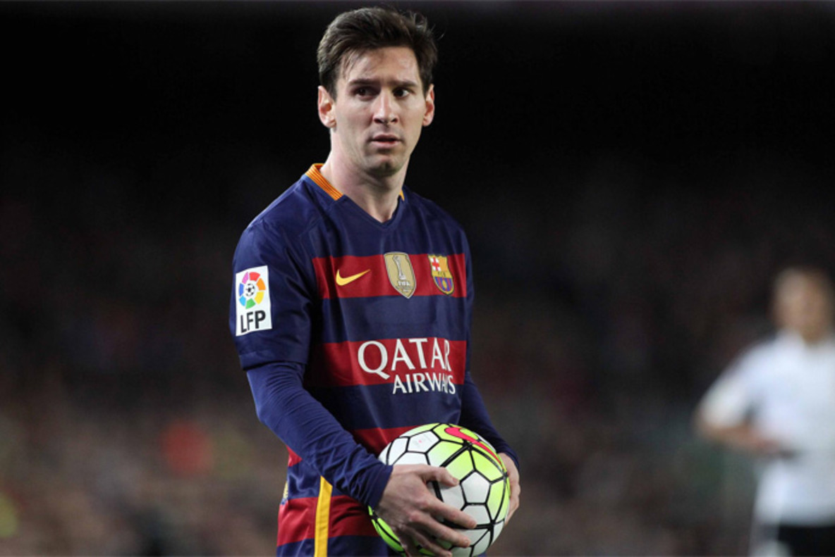 Leo Messi Barças Leo Messi Turns 30 30 Key Moments From His Sporting Career