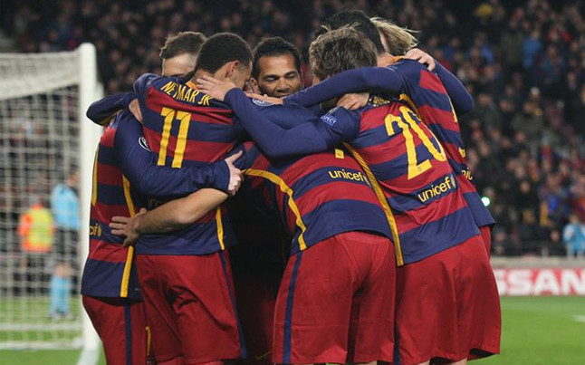 El objetivo del Barça: A por otro triplete