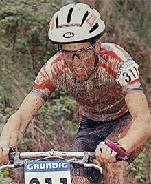 Alberto Léon.   Foto: Revista Bike