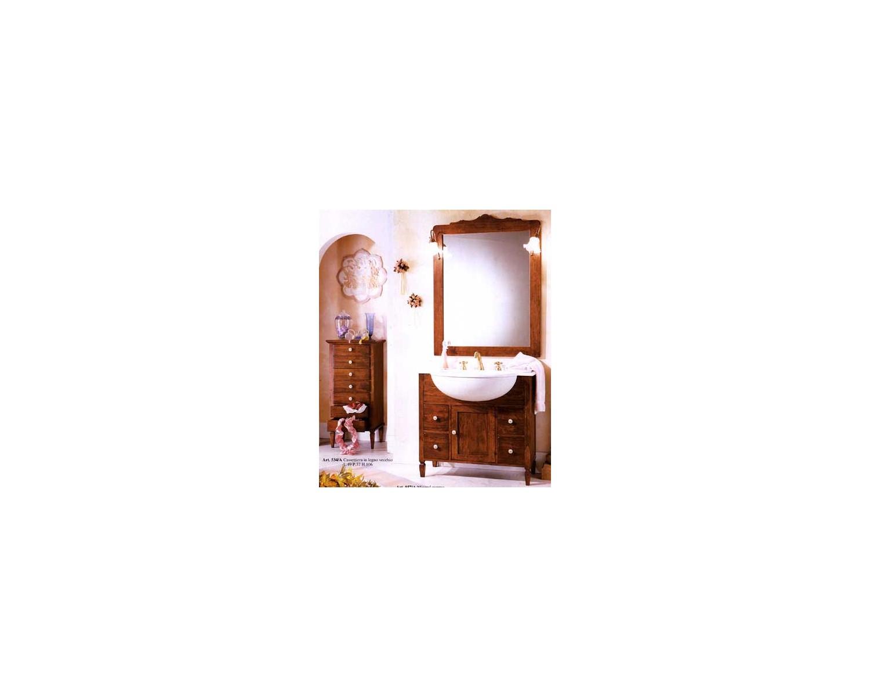 Accessori Bagno In Legno Massello : Arredo bagno in legno arte povera plafoniere moderne da bagno