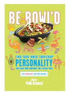 Be Bowld