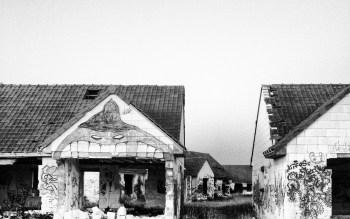 Pirou village fantôme