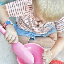 HelpID-4kids verdwaalbandje en duurzame sos polsband. preventie tegen verloren lopen kinderen