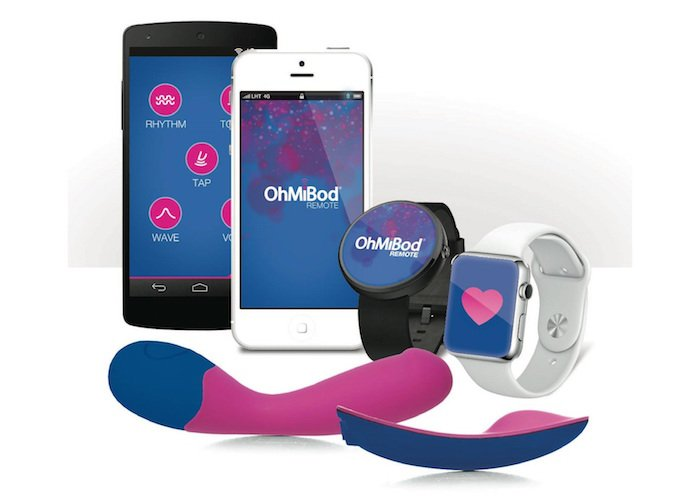 ohmibod app juguetes sexuales inteligentes