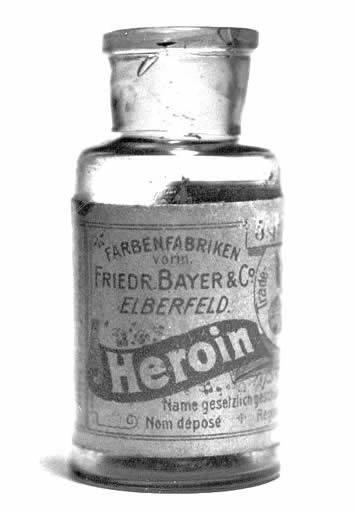 Heroin-Bayer