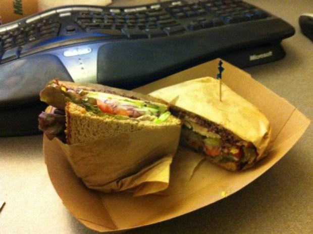 El famoso sándwich que comí en el trabajo durante 4 años seguidos