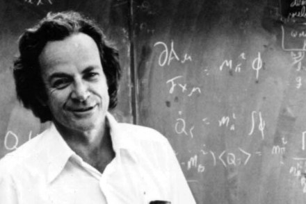 Richard Feynman Messenger Lectures TUVA Project