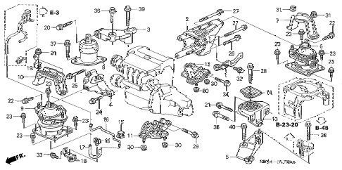 09 tsx engine diagram
