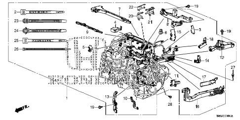 2011 honda cr v wire diagram