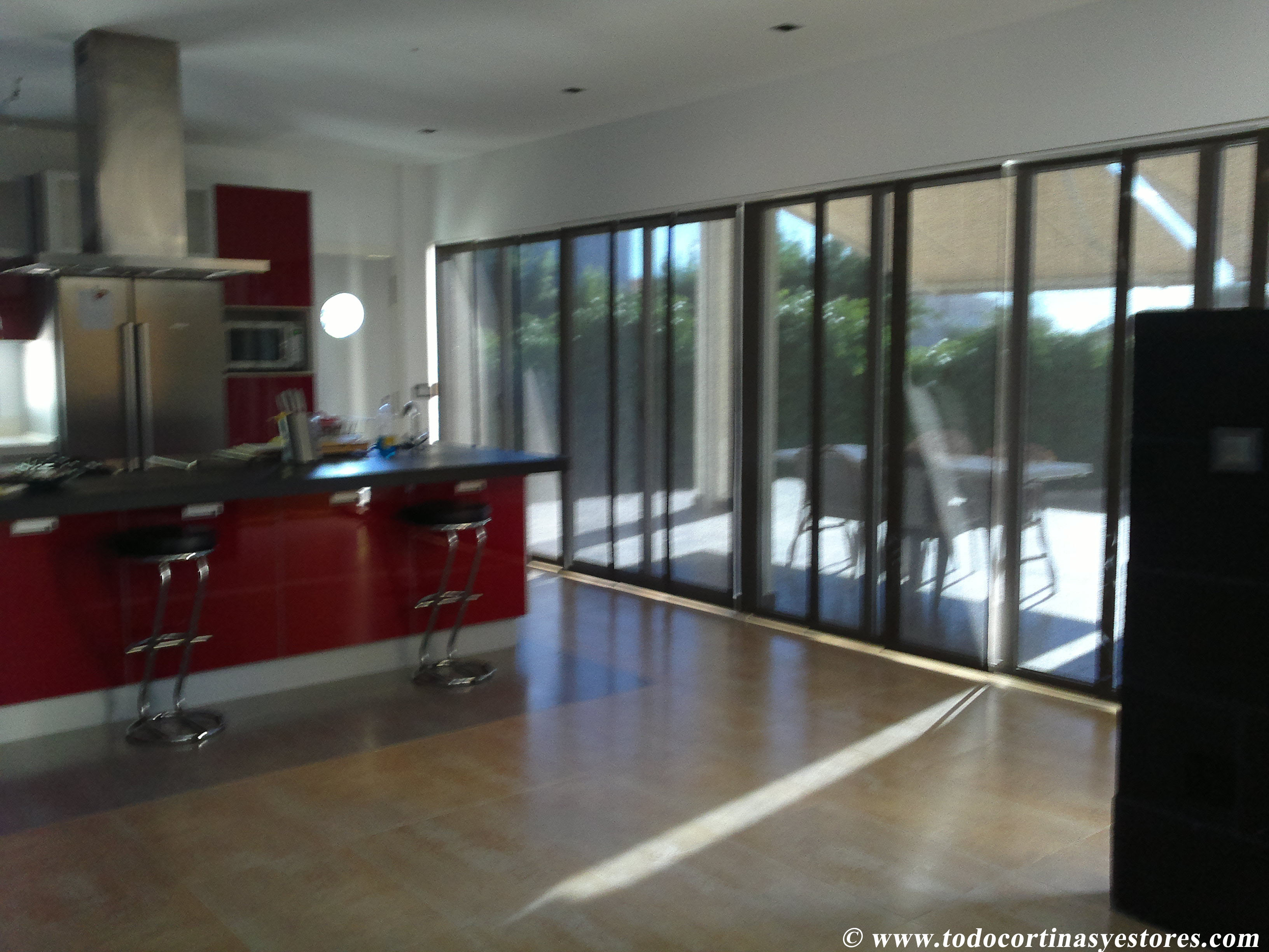 Estores Enrollables Cocina Cortinas Screen Cocina Estores Enrollables Polyscreen