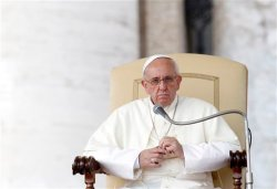 S.S. Francisco I, Jorge Mario Bergoglio