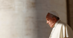 La reflexión del Santo Padre