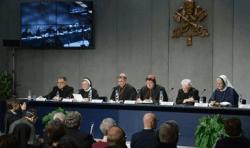 Las religiosas de EE.UU. en el Vaticano