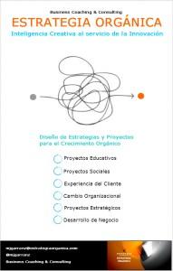 Diseño de Estrategias y Proyectos para el Crecimiento Orgánico