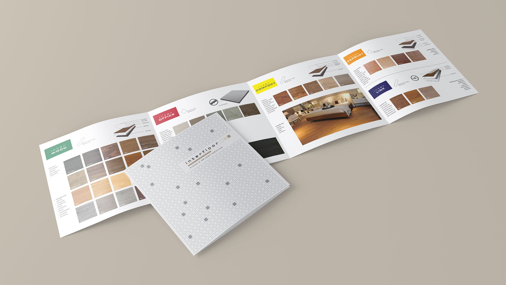 Interfloor Interfloor Case De Branding Design Marketing Web Do