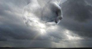 mãos de Deus