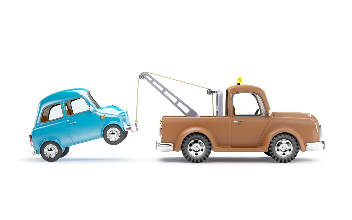 Towing Car Your Car Got Towed? Here Is What You Should Do