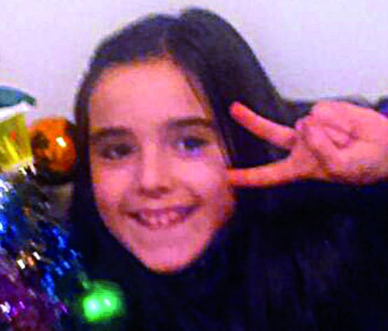 Ane  Bastida,  10  urte