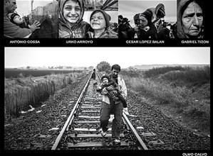 """Gaur zabalduko dute Topalekuan """"Krisi humanitarioan galdutakoak"""" argazki-erakusketa"""