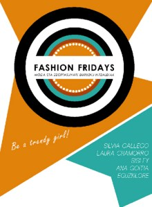 """Fashion Fridays"" @ El Corte Inglesean"