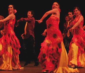 "Antzerkia: ""Esencia flamenca"" (Castro Romero Flamenco - Suite Española) @ Coliseo Antzokian"