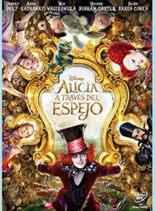 "Umeendako zinea:  ""Alicia a traves del espejo"" (Disney) @ El Corte Inglés-ean (ekitaldi aretoan)"
