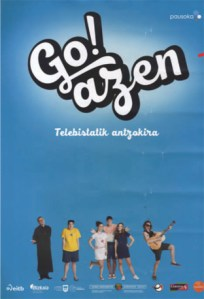 """""""Go!azen"""" ikuskizuna @ Coliseo antzokian"""