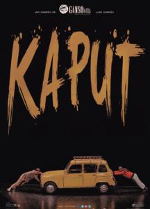 "Antzerkia: ""Kaput"" (Ganso Clown) @ Coliseoan"