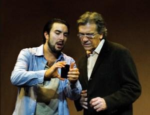 """Antzerki Jardunaldiak: """"Serlo o no…"""" (Taller 75/Teatre Lliure) @ Coliseoan"""