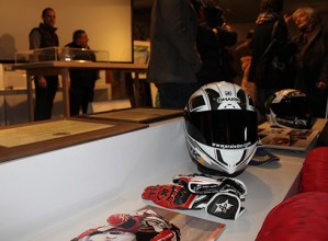 Zapatuan  zabaldu  zuten  'Eibar  Motorraren  Mundua'  erakusketa  Armagintzaren  Museoan