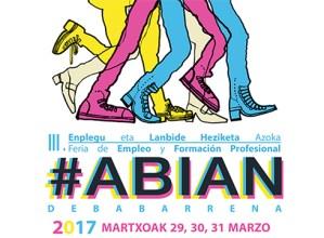 #ABIAN III. Enplegu eta Lanbide Heziketa Azoka @ Armeria Eskolako patioan