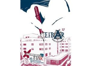 Eibar  tailer-hiria,  urban  sketchers-en  begiradapean