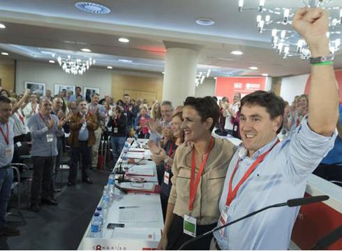 Eneko  Andueza  izendatu  dute  Gipuzkoako  sozialisten  idazkari  nagusi