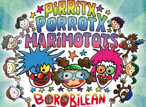 Pirritx, Porrotx eta Marimotots ikusteko sarrerak salgai