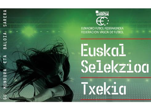 Euskadiko  Futbol  Selekzio  Femeninoak  Ipuruan  jokatuko  du  azaroaren  25ean  Txekiaren  kontra