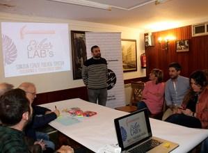 Eibarlab's  proiektuaren  3.  edizioa  aurkeztu  du  Hirikiten  elkarteak