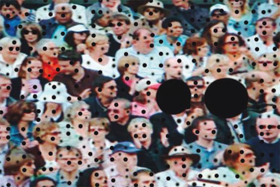 Erakusketa: Señales del ruido