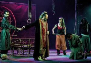 "Antzerkia: ""LA VIDA ES SUEÑO"" (Teatro del Temple) - Antzerki Jardunaldiak @ Coliseo antzokian"