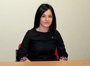 """Patricia  Villarino  (BNI  Armagin-eko  presidentea):  """"Bi  milioi  euro  fakturatu  ditugu  azken  urtean"""""""