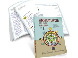 """""""Landareak lantzen"""" liburua aurkeztuko du Jakoba Errekondok"""