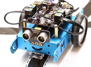 Robotika  MAKEblock  tailerrean  izena  emateko  epea  luzatu  dute