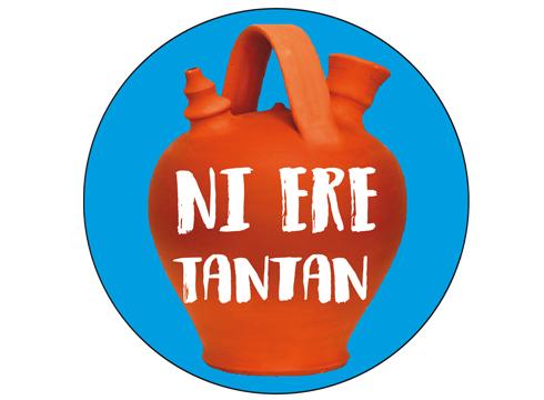 Zatoz Tantanez Tantan-en aurkezpenera