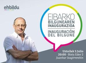 Inaugurazioa: Eibarko Bilgunea @ Bista Eder, 2
