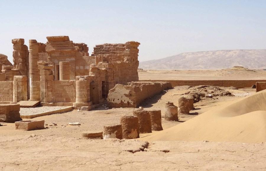 The Haggar Temple