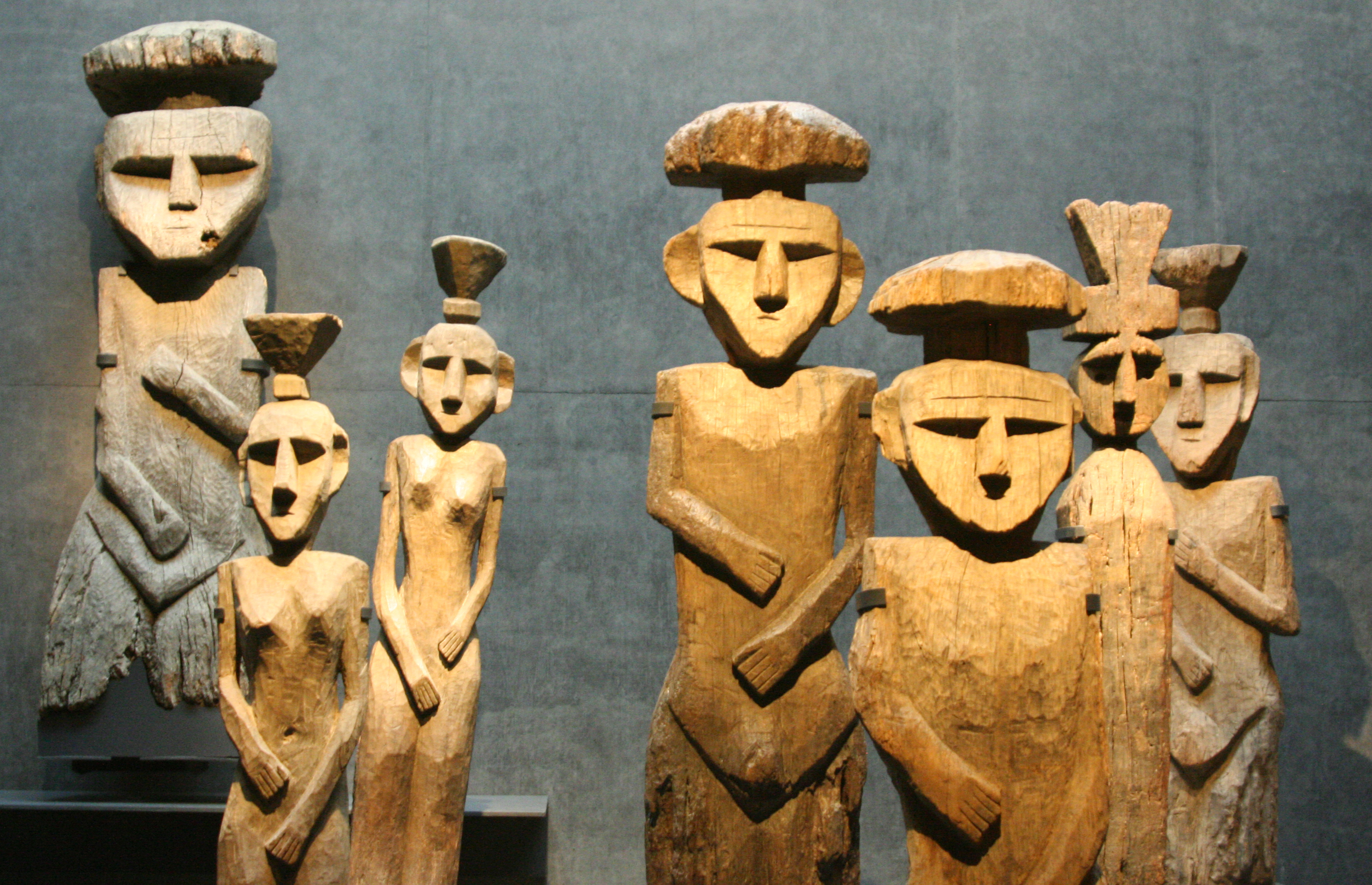 Arte Precolombino En Colombia Visiting The Chilean Museum Of Pre Columbian Art Ancient History