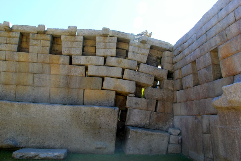 Inca Building Materials : Inca ingenuity in the andes ancient history et cetera
