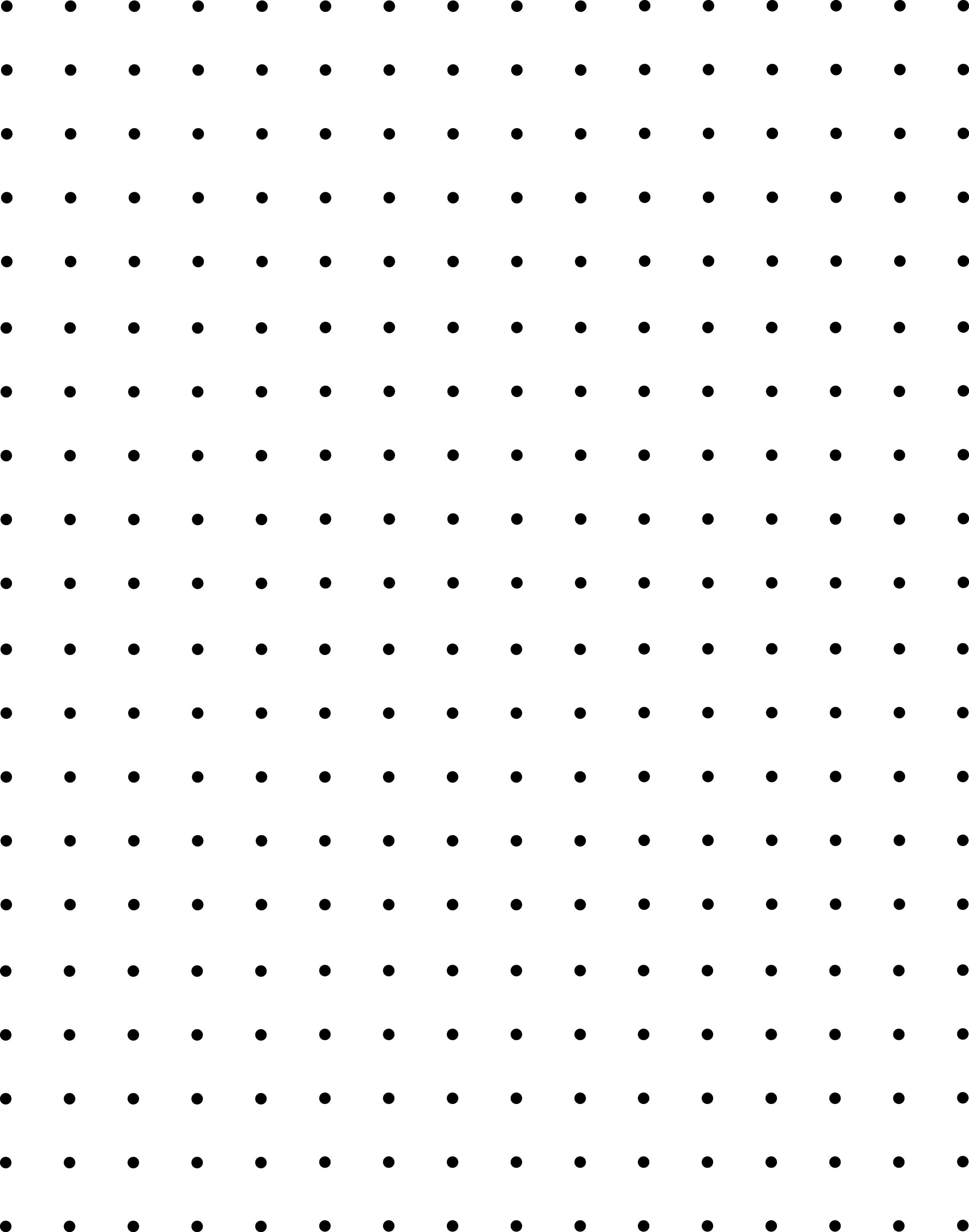 square dot graph paper